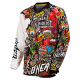 O'neal Mayhem Jersey CRANK Black/Multi
