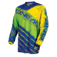 O'neal Mayhem Jersey REVOLT blue/green