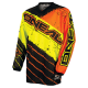O'neal Mayhem Jersey REVOLT Black/Orange