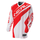 O'neal ELEMENT Jersey RACEWEAR white/red