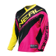 O'neal ELEMENT Jersey RACEWEAR WOMEN pink/yellow