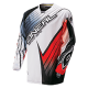 O'neal HARDWEAR Jersey RACE FLOW white/black/red