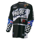 O'neal ELEMENT Youth Jersey AFTERBURNER black/blue S