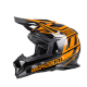 O' Neal 2Series EVO Helmet MANALISHI black/orange