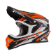 O' Neal 3Series Helmet HURRICANE orange