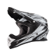O' Neal 3Series Helmet HURRICANE black/white