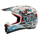 O' Neal 5Series Helmet Acid blue/red