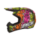 O' Neal 5Series Helmet VANDAL Black/Neon Yellow