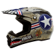 O' Neal 5Series Helmet Wingman metal/white