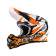 O' Neal 3Series Helmet SHOCKER Black/Orange