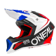 O' Neal 10Series Helmet FLOW Blue/Red