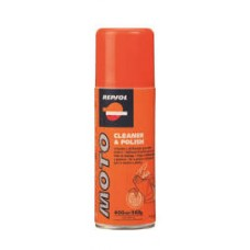 Repsol Moto Cleaner & Polish da 400 ml