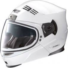 CASCO NOLAN N71 MOTION N-COM METAL WHITE XS